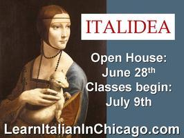 Summer Open House at Italidea at the Italian Cultural I...