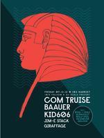 COM TRUISE + BAAUER + KID606 + GIRAFFAGE + MORE!