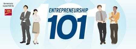 Entrepreneurship 101 - 2012/2013