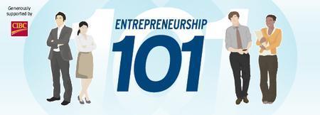 Entrepreneurship 101 - 2012/2013