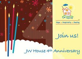 JW House 4th Anniversary Celebration