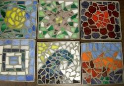 BYOB Mosaic Class/ Tuesday, July 17