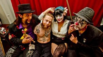 THE SQUIDLING BROTHERS CIRCUS SIDESHOW: A night of...