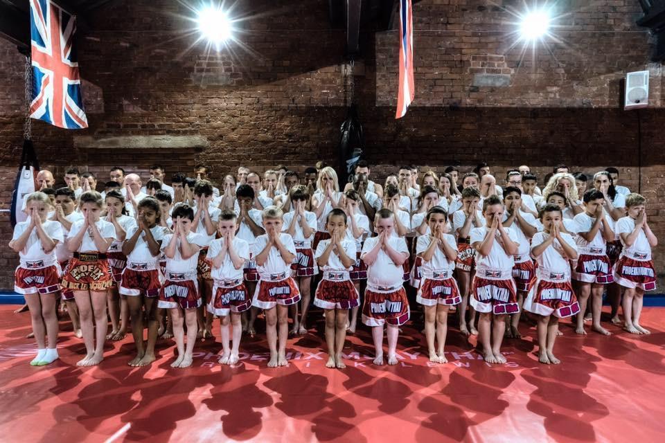 Phoenix Muay Thai Adult Classes