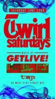 "TWIRL SATURDAYS @ TAJ II LOUNGE ""CLUBFIX"""