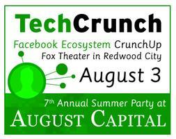 Facebook Ecosystem CrunchUp and 7th Annual Summer...