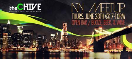 theCHIVE NYC Meetup 2012 - Slate Bar