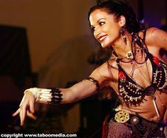 Sabrina Fox Honolulu Weekend Belly Dance Intensive