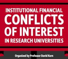 Institutional fCOIs in Research Universities