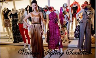STYLING SEMINAR: HOW TO SHOP & WEAR VINTAGE