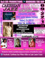 Caribbean Jazz White Affair on Lake Lanier Cruise