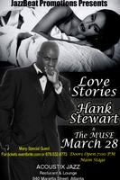 Hank Stewart's Love Stories Live
