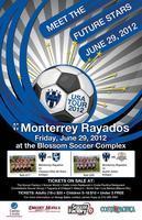 U17 & U20 Monterrey Rayados vs Classic Elite & Austin...