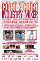 Coast 2 Coast Music Industry Mixer | Chicago Edition -...