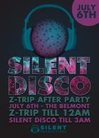 Silent Disco @ The Belmont --- Z-Trip After Party