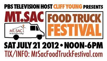 MT. SAC FOOD TRUCK FESTIVAL