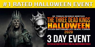 Eventbrite Halloween 2020 Halloween Panama City Beach 2020 Tickets, Sat, Oct 31, 2020 at 8