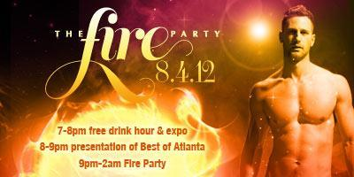 The Fire Party: 2012 Best of Atlanta
