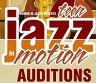 Teen Jazz in Motion Audition