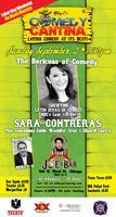 "September 2nd Comedy Cantina ""Boricuas of Comedy"" at..."