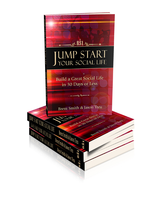 Jump Start Your Social Life in 30 Days Book Launch...
