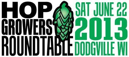 2013 Hop Growers Rountable