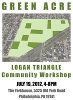 Green Acre - Logan Triangle Community Workshop