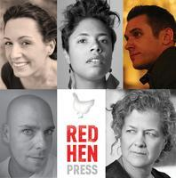 Red Hen Press Readings: Brendan Constantine, Lillian-Yvonne...