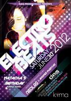 Electro Beats at Kyma Lounge at the Epic Hotel!