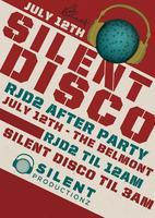 Silent Disco @ The Belmont --- RJD2 After Party