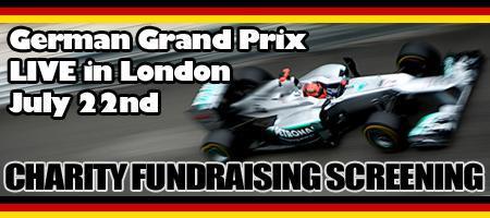 German Grand Prix Screening