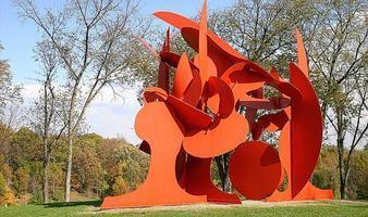 Hamilton Slow Art Day - Pyramid Hill Sculpture Park -...