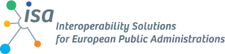 The ISA Programme of the European Commission logo