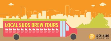 Local Suds 'Legend'ary Brew Tour