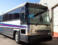 GOP State Convention Bus