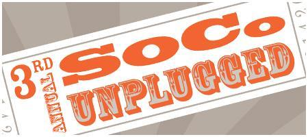 3rd Annual SoCo Unplugged Music Fest