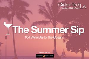 "GITLA presents ""The Summer Sip"""