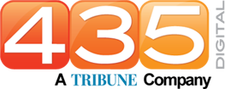 435 Digital logo