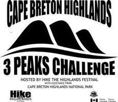 Cape Breton Highlands Three Peaks Challenge  7am - 7pm