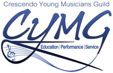 Crescendo Young Musicians Guild logo