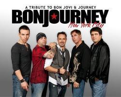 BONJOURNEY: A Tribute To BON JOVI & JOURNEY