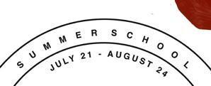 Summer School Classes