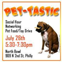 Pet-Tastic Social Hour :: Networking & Pet Food/Toy...