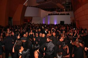 All Black Affair L.A. 2012