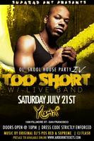The Ol Skool House Party Part IV Featuring TOO $HORT...