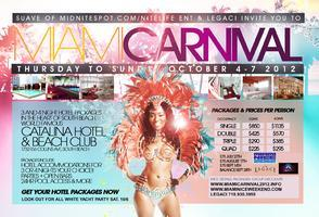 MIAMI CARNIVAL 2012 HOTEL PACKAGES