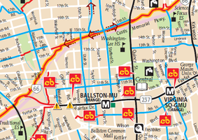 Routes & Directions - Central Library