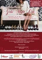 Shimmer Boutique Presents Girls Night Out (Charity...