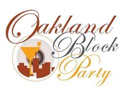 3rd Annual 2012 Oakland Block Party - Sept 15, 2012...