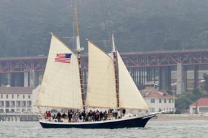 America's Cup World Series Spectator Sail